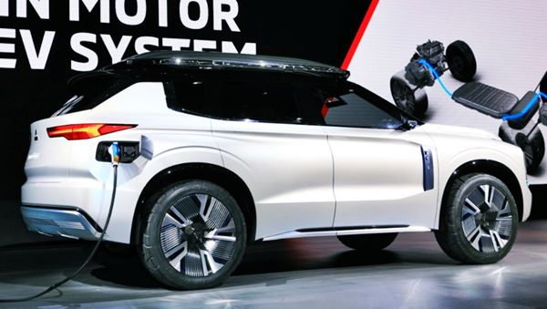 2021 Mitsubishi Outlander Hybrid