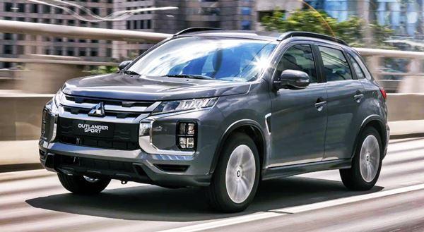 2021 Mitsubishi Outlander Price Release