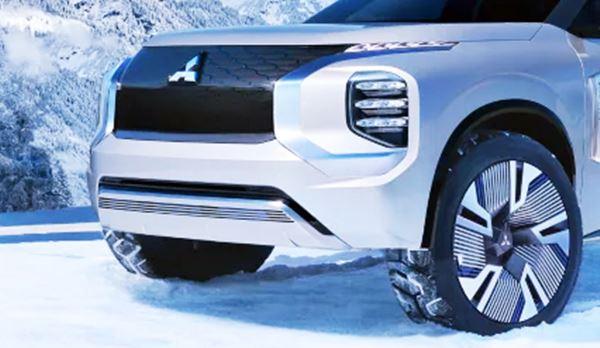 2021 Mitsubishi Outlander Sport Design