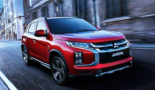 2022 Mitsubishi ASX New Design