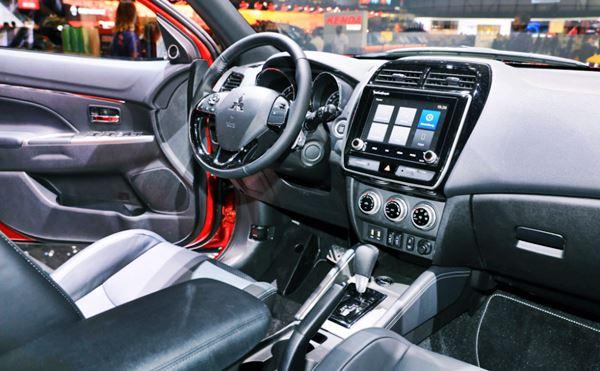 Mitsubishi ASX 2021 Philippines Interior