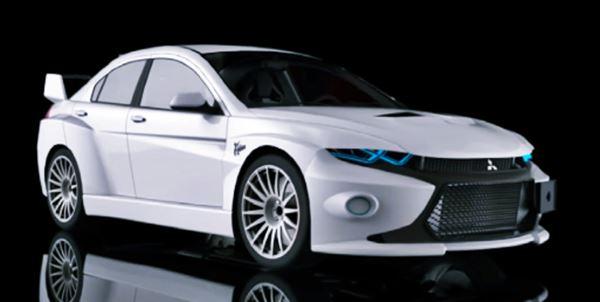 Mitsubishi Lancer 2022 New Design