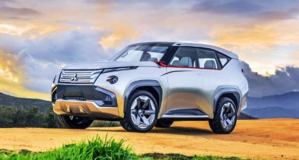 Mitsubishi Pajero 2022 New Design