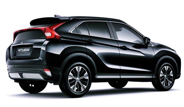 New 2022 Mitsubishi Eclipse Cross Design