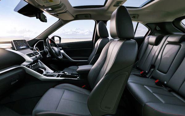 New 2022 Mitsubishi Eclipse Cross Interior