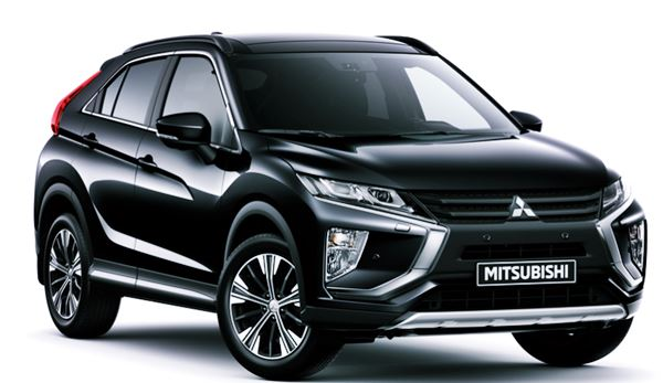 New 2022 Mitsubishi Eclipse Cross