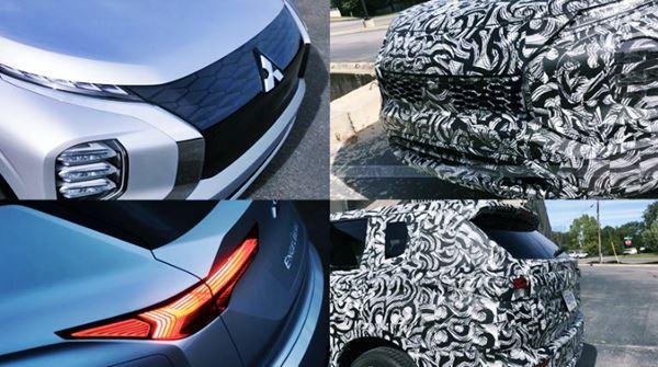 New 2022 Mitsubishi Outlander Design
