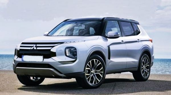New 2022 Mitsubishi Outlander