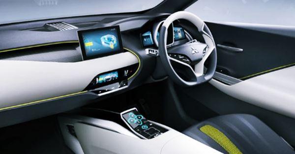 New Mitsubishi Outlander Phev 2021 Interior