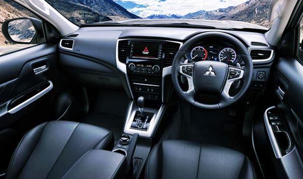 New Mitsubishi Triton 2021 Features