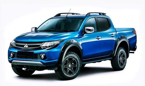 New Mitsubishi Triton 2021 Model