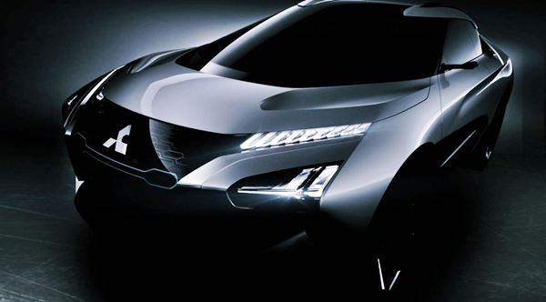 2022 Mitsubishi 3000gt Rendering