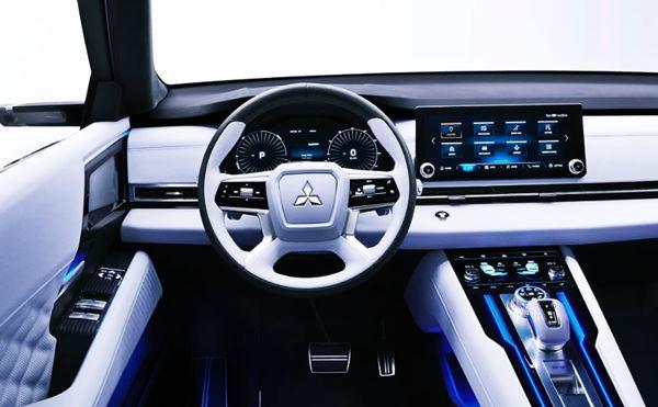 2022 Mitsubishi Triton Hybrid