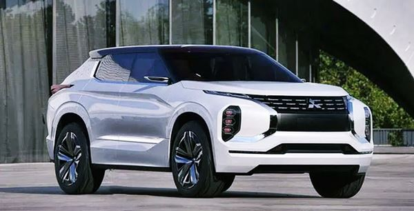 New 2021 Mitsubishi Outlander Phev