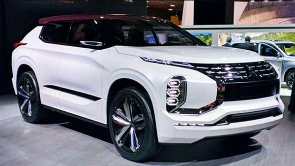 2021 Mitsubishi Outlander Phev Exterior Design