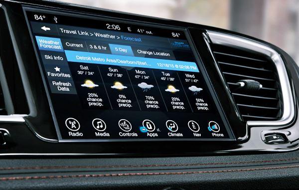 2021 Mitsubishi Outlander Sport Infotainment