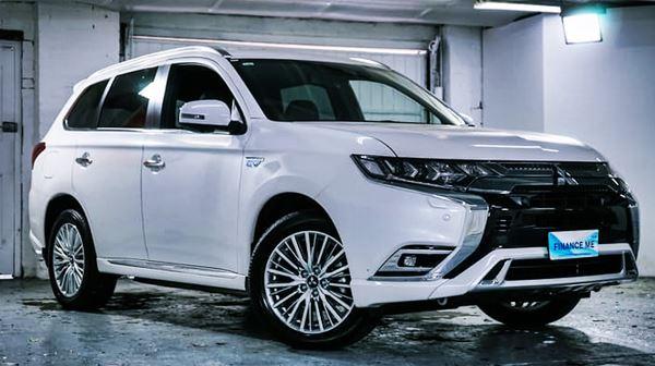 Mitsubishi 2021 Outlander Redesign