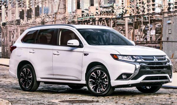 Mitsubishi Outlander 2021 Exterior Design
