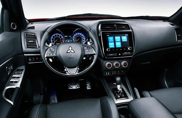 Mitsubishi Outlander 2021 Interior Redesign