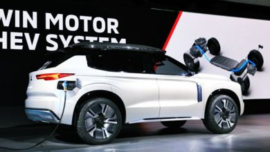 Mitsubishi Outlander Plug-in Hybrid 2021