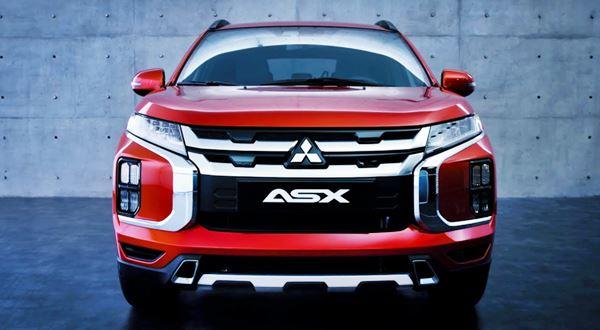 New 2021 Mitsubishi Outlander Sport Exterior