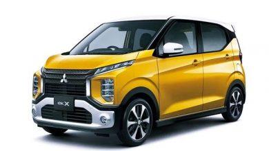 2021 Mitsubishi EK X Hybrid