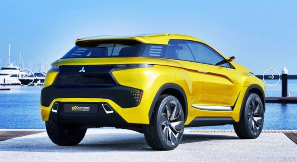 Design Mitsubishi ASX 2022