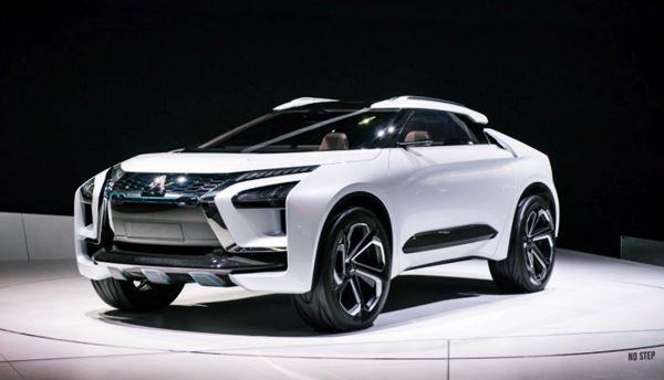 Design Mitsubishi Eclipse Cross 2022 Facelift