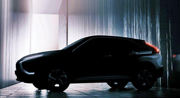 Mitsubishi Eclipse Cross 2022 Facelift