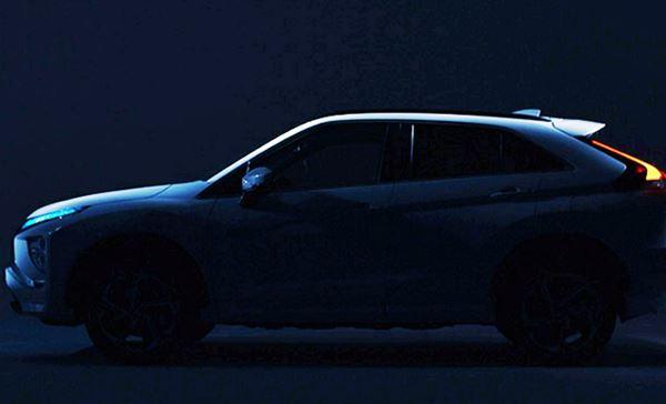 New 2022 Mitsubishi Eclipse Cross Hybrid