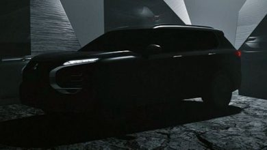 2022 Mitsubishi Outlander New Design