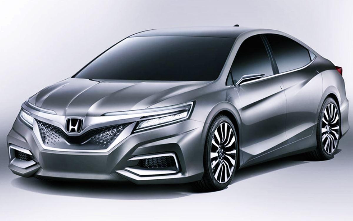2023 Honda Accord Redesign Exterior