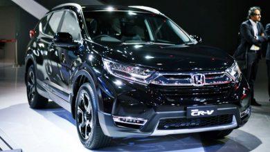 2023 Honda CRV Redesign