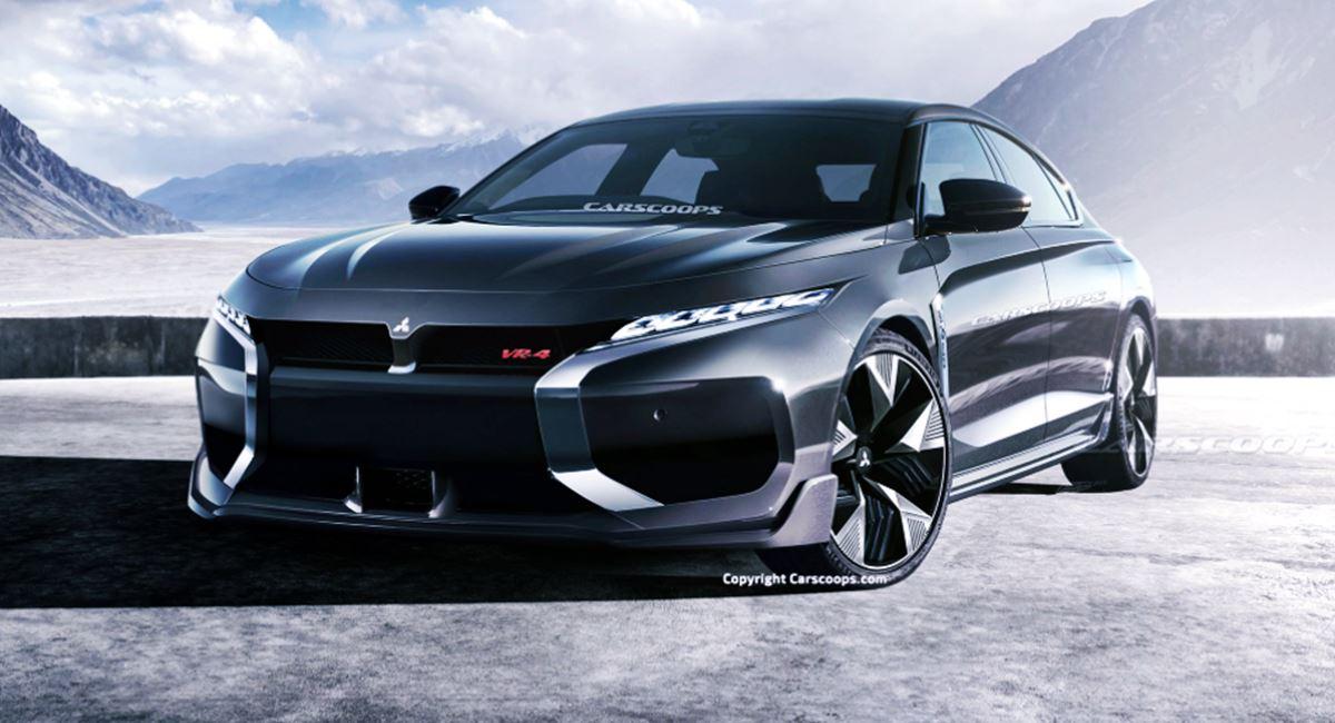 Mitsubishi Galant VR4 2023