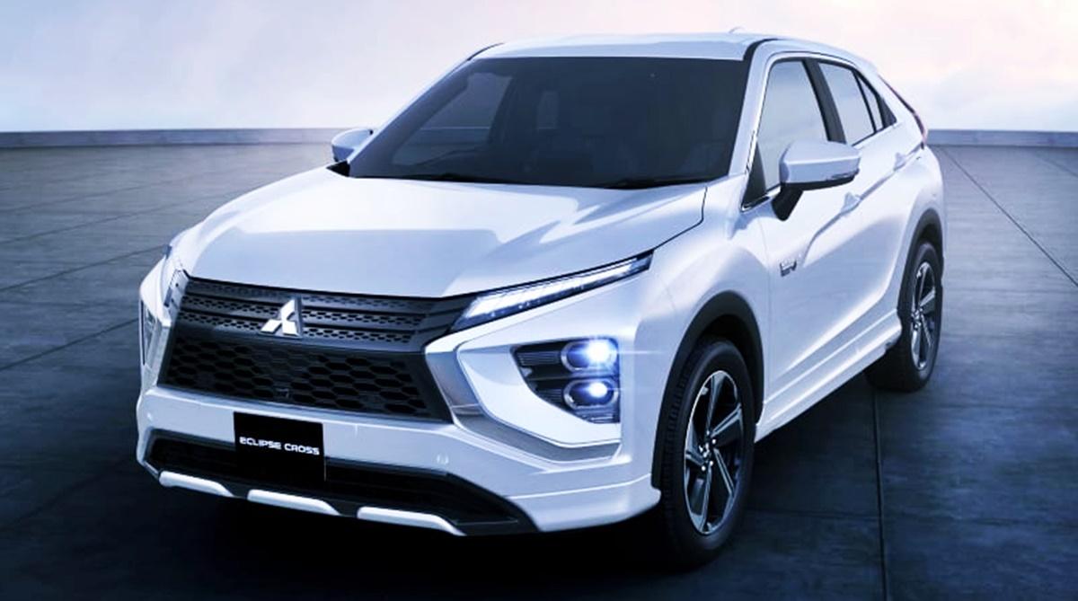 2023 Mitsubishi Eclipse Cross Evolution
