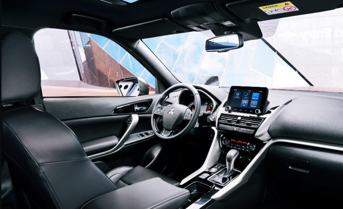 2023 Mitsubishi Eclipse Cross Interior