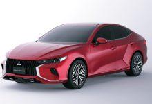 2023 Mitsubishi Lancer Concept