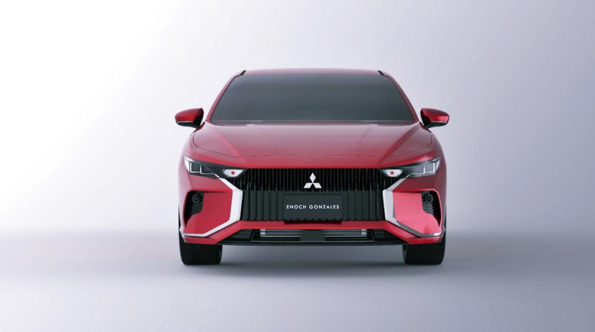 2023 Mitsubishi Lancer Redesign