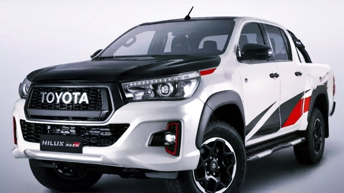 2023 Toyota Hilux GR Design