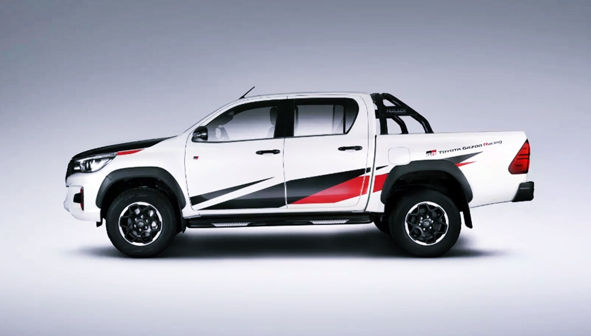 2023 Toyota Hilux GR Redesign