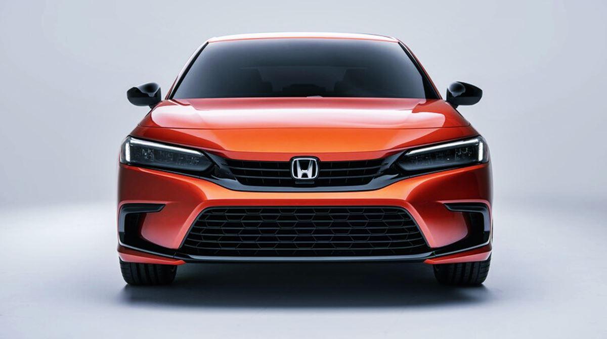 Honda Civic 2023 Design