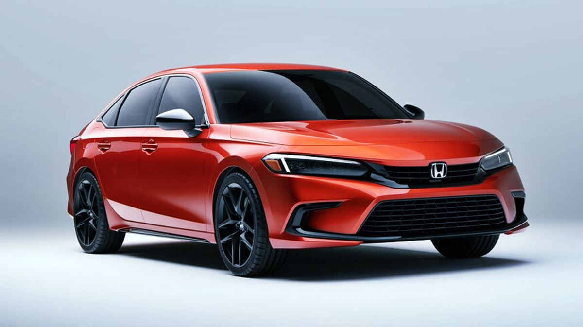 Honda Civic 2023 Redesign
