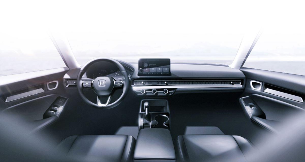 Honda Civic Hatchback 2023 Interior
