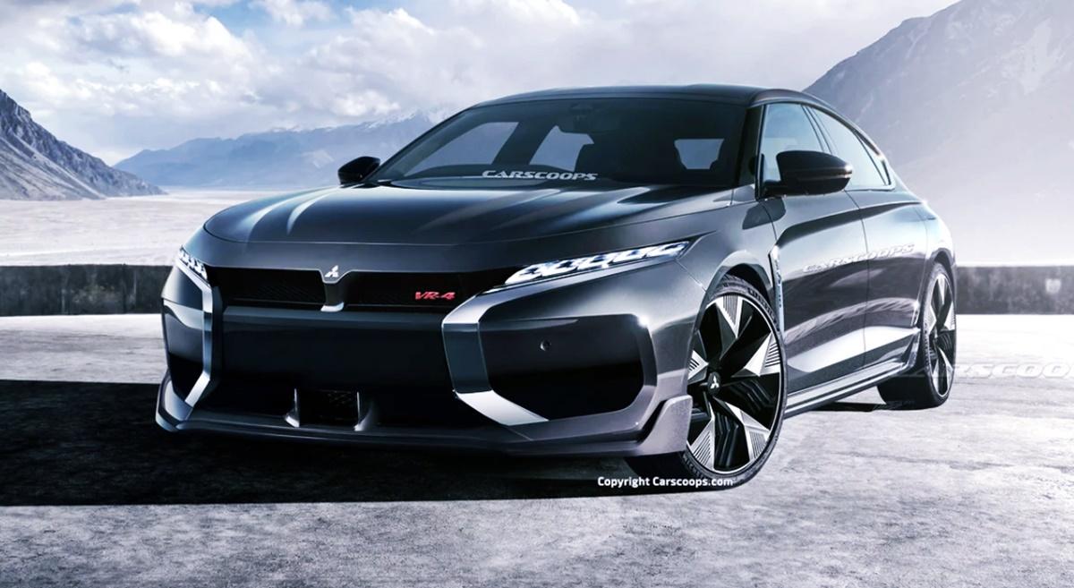 New Mitsubishi Galant VR4 2023